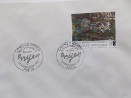 CAMILLE BRYEN . Precambrien .  N° 2493.  Cachet Rond Premier Jour 1987 . PARIS - Used Stamps