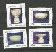 Laos N°1178 à 1181 Neufs** Cote 5.20 Euros - Laos