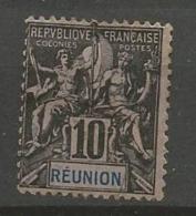 REUNION N° 36 OBL - Réunion (1852-1975)