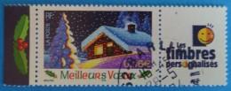 """France 2002  : """"Meilleurs Voeux"""" N° 3533A Oblitéré - Personnalisés"""