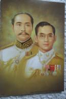 Thailand Kings - Familles Royales