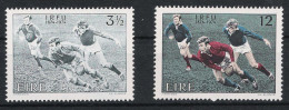 Irland 1974 Mi# 307-308 ** MNH Sport Rugby - Rugby
