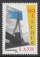 Nederland - Erasmusbrug - Rotterdam - Oeververbinding - MNH - NVPH 1689 - Bruggen