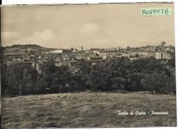Lazio-viterbo-ischia Di Castro Veduta Panorama Ischia Di Castro Anni 50 - Altre Città