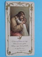 Celine SMITS 2-2-1945 Klein Aandenken ( Bouasse-Jeune 1171 F. ) H. Moeder Barat ( Zie Foto's ) ! - Religion & Esotericism