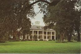 CPA ETATS UNIS LOUISIANE Burnside,  Maison Houmas - Etats-Unis