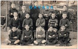 29 QUIMPERLE - Association Sportive Quimperloise (équipe Des Pupilles)   (Recto/Verso) - Quimperlé