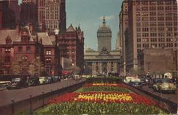 CPA ETATS UNIS NEW YORK Le Nord De Park Avenue - Grand Central Terminal