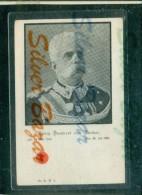 CASA  SAVOIA - POLITICHE - - - UMBERTO I° - Familles Royales