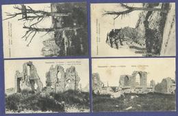 Kaaskerke - Caeskerke * Ruines * Coin Du Village - Route De Dixmude - L ' Eglise - Diksmuide