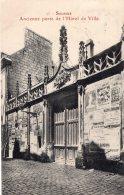 B27290  Saumur, Ancienne Porte De L' Hôtel De Ville - Non Classés