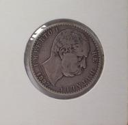 Regno D'Italia UMBERTO I 2 Lire 1897 Moneta In Argento Silver BUONA CONSERVAZIONE - 1861-1946: Königreich