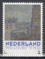 """Nederland - Vincent Van Gogh - Uitgiftedatum 5 Januari 2015 - Stad En Dorp - Gezicht Vanuit Theo""""s Appartement - MNH - Netherlands"""