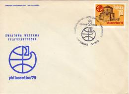 Polen 1979 Mi 2627 FDC [091016KIV] - Briefe U. Dokumente