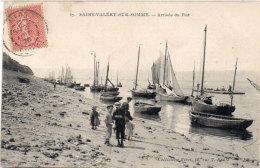 SAINT VALERY SUR SOMME - Arrivée Du Flot    (92061) - Saint Valery Sur Somme