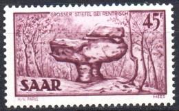 Saarland Mi. 286 Industrie Und Landwirtschaft  1949  ** - 1947-56 Occupazione Alleata