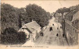 SAINT VALERY SUR SOMME - Le Rommerel - Attelage     (92067) - Saint Valery Sur Somme