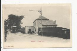 Longwy  Tramwai   à Belle Vue - Longwy