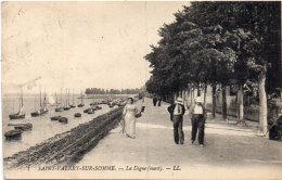SAINT VALERY SUR SOMME - La Digue (ouest) 92069) - Saint Valery Sur Somme