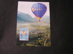 Lichtenstein , 2004  Europa Marke    Ballonfahrt  1340    MK 226