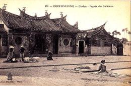 COCHINCHINE / CHOLON / PAGODE DES CANTONAIS / DIEULEFILS 150 - Viêt-Nam