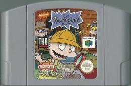 JEU NINTENDO 64 LES RAZMOKET LA CHASSE AUX TRESORS SANS BOITE NI NOTICE - Nintendo 64