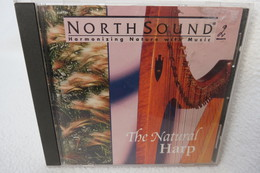 """CD """"The Natural Harp"""" North Sound 2, Harmonizing Nature With Musik - Instrumental"""