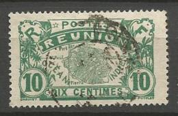 REUNION N° 85  OBL TB - Réunion (1852-1975)