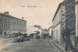 17 // PONS   Rue Des Aires - France