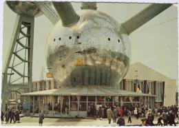 CPSM BRUXELLES ATOMIUM Construit Pour Exposition Universelle 1958 - Monumenti, Edifici