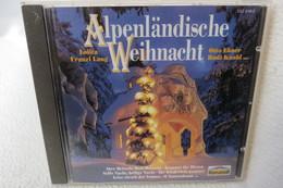 """CD """"Alpenländische Weihnacht"""" Div. Interpreten - Christmas Carols"""