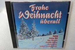 "CD ""Frohe Weihnacht überall"" Div. Interpreten - Christmas Carols"