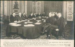 France -  Le Grand Ministère National ... - Events