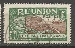 REUNION N° 91  OBL TB - Réunion (1852-1975)