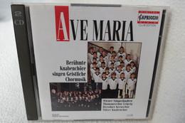 "2 CDs ""Ave Maria"" Berühmte Knabenchöre Singen Geistliche Chormusik - Religion & Gospel"