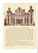 37156  ( 2 Scans ) Chateau De Beaulieu Machelen Bruxelles - Machelen