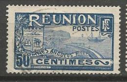 REUNION N° 93  OBL TB - Réunion (1852-1975)