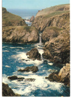Cleden Cap Sizun (29) La Pointe De Van - Le Rocher Morgan ( Sirene ) - Cléden-Cap-Sizun