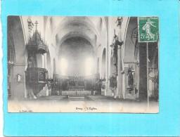 BRIEY - 54 - Intérieur De L'Eglise - ENCH0616 - - Briey