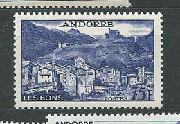 ANDORRE    N°  153  XX  TB