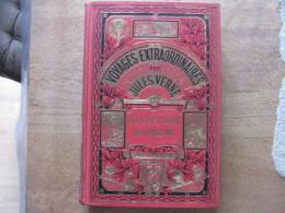 Jules Verne Hetzel Elephant Voyages Extraordinaires Un Capitaine De Quinze Ans 15 1920 - Livres, BD, Revues