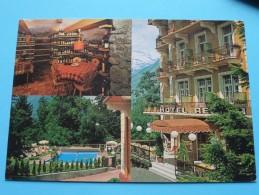Hotel REGINA Obermaiserhof Meran - Merano () Anno 19?? ( Zie Foto Voor Details ) !! - Hotels & Restaurants