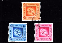 BRITISH GUIANA -1964 - O/FINE CANCELLED -  TOKIO OLYMPICS - Yv 214/6   Mi 229/31 - Britisch-Guayana (...-1966)