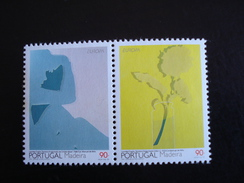 "Madère - Europa 1993 ""Art Contemporain"" - Y.T. 169/170 - Neuf (**) Mint (MNH) - Europa-CEPT"