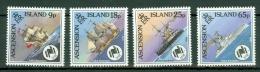 Ascension: 1988   Bicentenary Of Australian Settlement - Royal Navy Ships   MH - Ascension