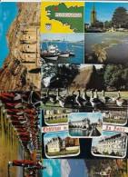 GROS LOT DE 2000 CPM FRANCE  ETRANGER  THEME - Cartes Postales