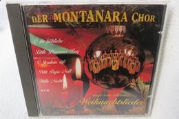 """CD """"Der Montanara Chor"""" Singt Seine Schönsten Weihnachtslieder - Christmas Carols"""