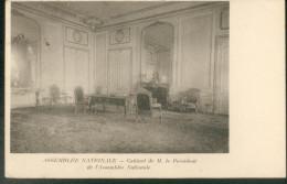 Assemblée Nationale - Cabinet De M. Le Président  -  Elections De M. Fallières - Séance Du 17 Jan 1906 - Political Parties & Elections