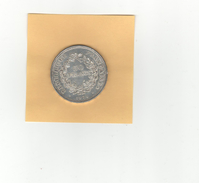 Pièce Argent 50 Francs 1974 - France