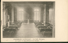 Assemblée Nationale - La Salle Marengo Où S'opère Le Dépouillement  -  Elections De M. Fallières - Séance Du 17 Jan 1906 - Political Parties & Elections